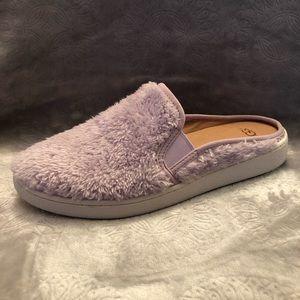 UGG LUCI Mules  soft purple NWT